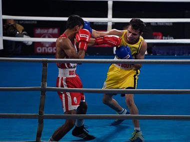 Big Bout Indian Boxing League Bombay Bullets stage dramatic comeback to seal semifinal berth with victory over Odisha Warriors
