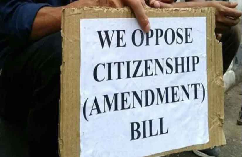 Citizenship Amendment Bill is death sentence for North East fear parties student bodies ahead of battle beyond Parliament