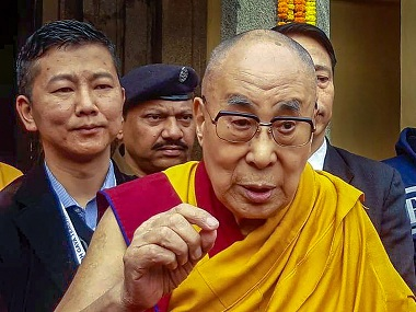 Tibetan Buddhists have power of truth Chinas communist regime has power of guns says Dalai Lama at Bodh Gaya