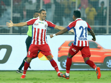 ISL 201920 Highlights ATK vs NorthEast United Kolkata claim top spot in league table with win