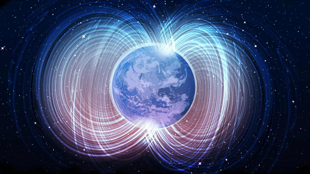 First Australian evidence of big shift in Earths magnetic poles found might help predict the next
