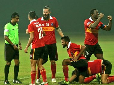 ILeague 201920 East Bengal look to get back to winning ways against Aizawl FC