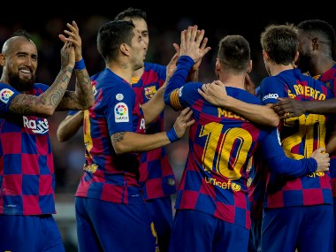 LaLiga announces fixtures for season restart Barcelona to resume title defence against Real Mallorca on 13 June
