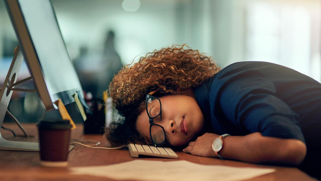 Stressed tired and cant sleep Your body could be telling you it has adrenal fatigue