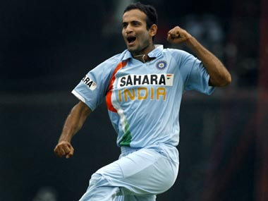 File image of former Indian cricketer Irfan Pathan. Reuters