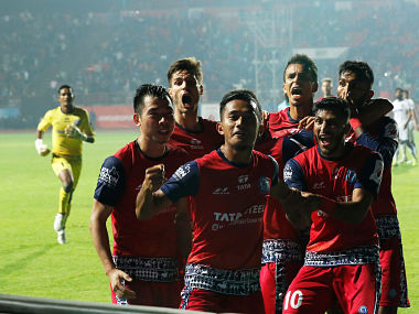 ISL 201920 Isaac Vanmalsawmas late equaliser for Jamshedpur denies Chennaiyin first win under new coach Owen Coyle