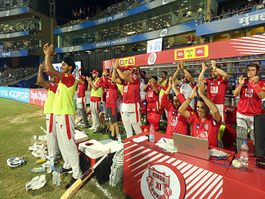 File image of Kings XI Punjab. Sportzpics