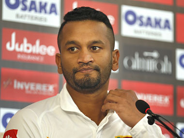 Dimuth Karunaratne said the onus will be on the Sri Lankan players to execute their plans properly. AP