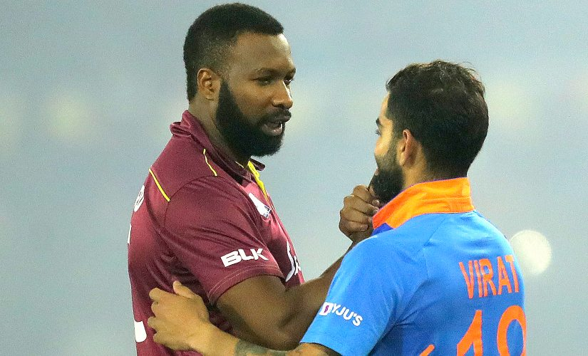 West Indies gave India a run for their money in both T20I and ODI series. AP