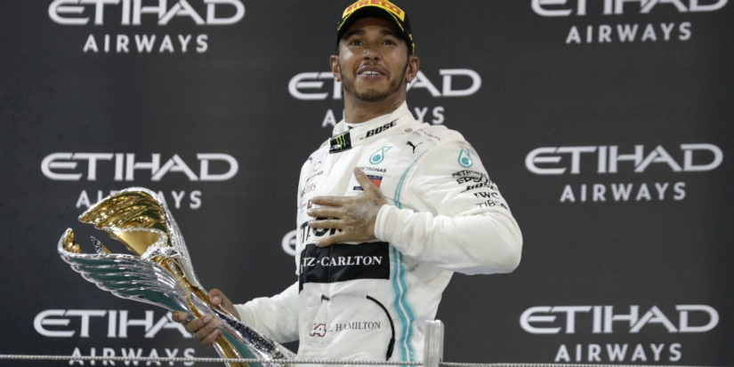 Formula 1 2019 Lewis Hamilton continues dominance Charles Leclerc repays Ferrari faith and more in memorable moments from season