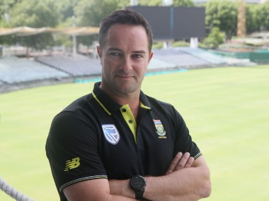Mark Boucher was appointed new South Africa coach on Saturday. @OfficialCSA