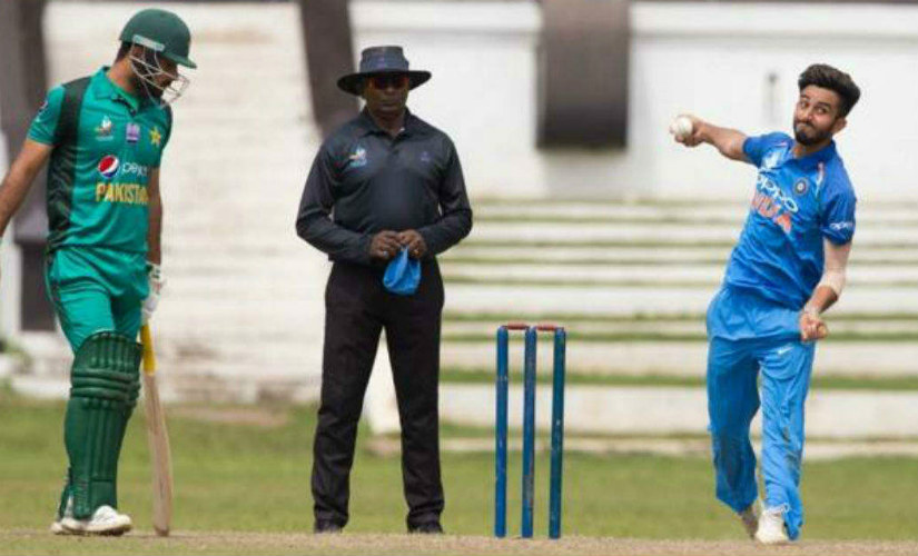 Markande was the leading wicket-taker for Punjab in his first-class debut in the 2018-19 Ranji Trophy. Official Facebook page of Asian Cricket Council