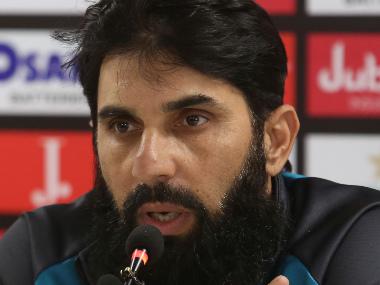 Misbah-ul-Haq said Bangladesh's refusal would be a huge injustice to Pakistan. AP