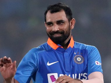 Mohammed Shami has emerged the most successful bowler of 2019 in ODIs with 42 wickets. AP