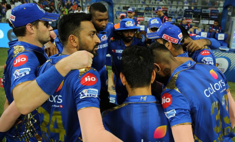 Mumbai Indians are the only IPL side to win the title four times. Sportzpics