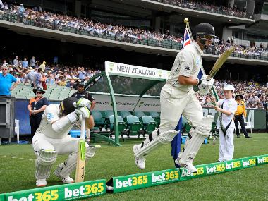 New Zealand are playing a Boxing Day Test match at Melbourne Cricket Ground for the first time in 32 years. AP