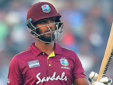 Nicholas Pooran emerged one of Windies' standout performers in the T20Is and ODIs against India, including a blistering 89 at Cuttack. AP
