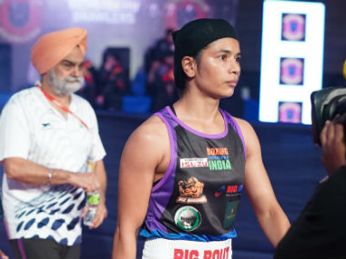 Tokyo Olympics 2020 Nikhat Zareen included in list of Indian women boxers participating in trials for qualifiers