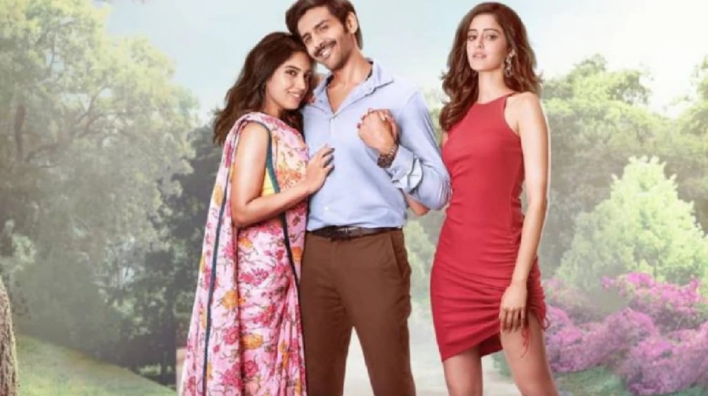Pati Patni Aur Woh box office collection Kartik Aaryan Ananya Pandey romcom earns Rs 6942 cr in two weeks