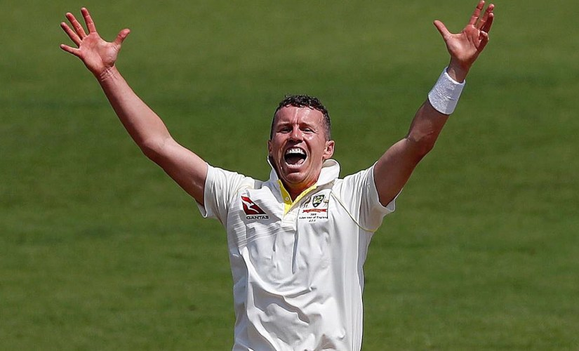 Peter SIddle played in 67 Tests for Australia and took 221 wickets. @petersiddle403