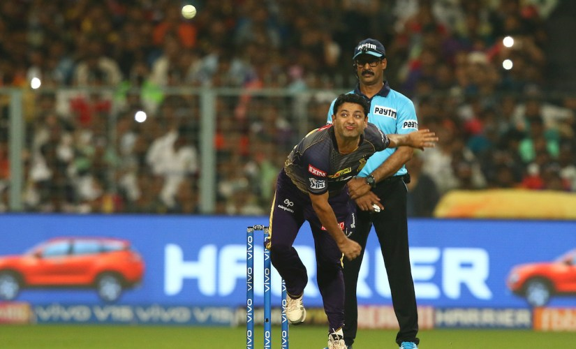 Piyush Chawla has 150 wickets to his name in IPL. Sportzpics