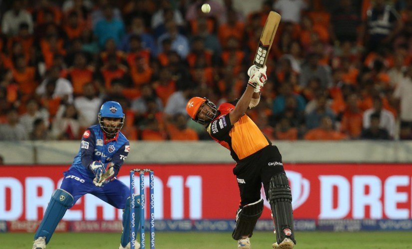 Ricky Bhui will be looking for more opportunities in IPL 2020 after being released by SRH. Sportzpics