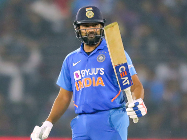 Rohit Sharma scored a record 2,442 runs as an opener across three formats in 2019. AP