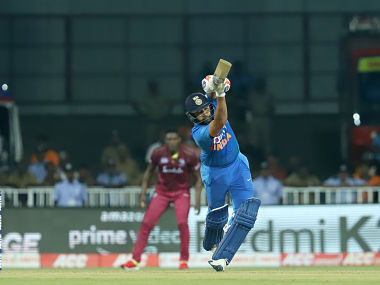 Rohit Sharma also gave his rationale for why he wants to take one series at a time. Sportzpics