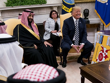 With US assistance no longer guaranteed Saudi Arabia adopts a new strategy Talks with regional foes