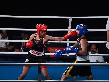 Indian Boxing League Bengaluru Brawlers record stunning 43 victory over fancied Punjab Panthers