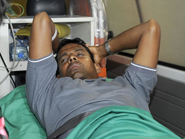 Sri Lanka cricketer Thilan Samaraweera was hospitalised after he was shot in the leg during the Lahore bus attack. Getty Images