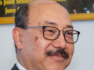 Harsh Vardhan Shringla Indian envoy to US appointed foreign secretary 1984batch IFS officer to succeed Vijay Gokhale