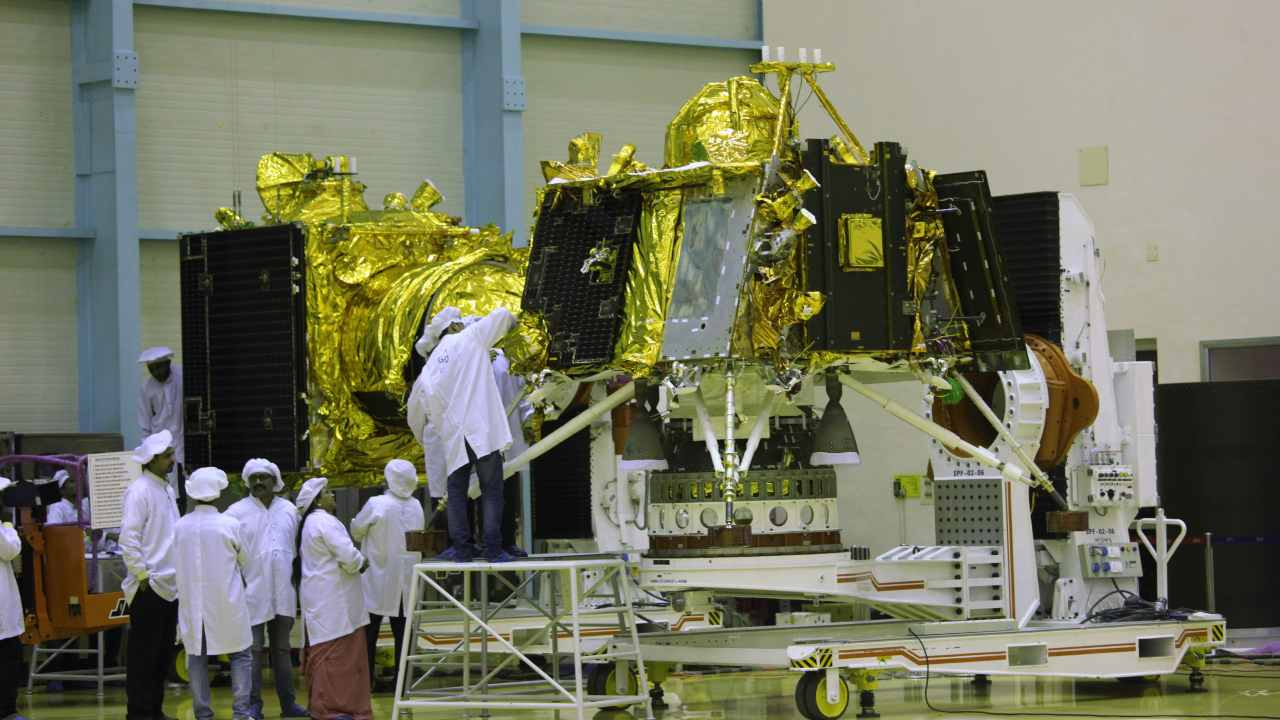 Chandrayaan-3 launch may take place in early 2021