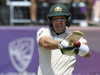 """Tim Paine said he was """"angry"""" that the original decision of not out had been overturned. AP"""