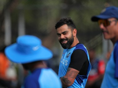 India are aiming for a 10th straight bilateral ODI series win against West Indies. AP