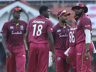 West Indies cricket team will be wearing black armbands during the second ODI against India. Sportzpics
