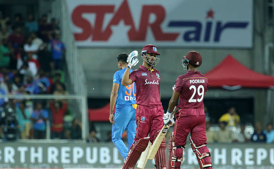 Indias sloppy fielding tested again as Lendl Simmons powers West Indies to serieslevelling victory in 2nd T20I