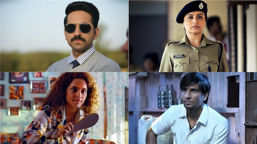 Bollywood Awards 2019 Rani or Kangana Rap or Niyam ho Ayushmann or Ranveer A pick of the years best work