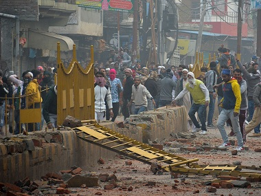 AntiCAA protests Fury grows in Meerut where five people were killed in 20 December policeprotester clashes