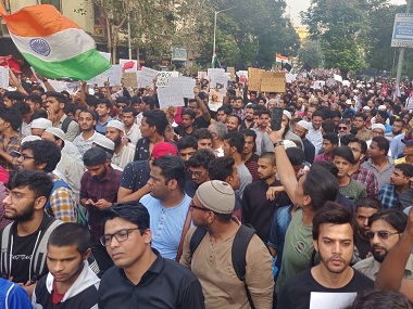 CAA protests What the government must learn from Indias mass movements against citizenship reforms