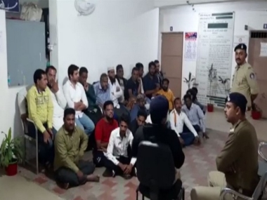 Protests against Citizenship Amendment Act in Ahmedabad turn violent Congress corporator among 49 held for pelting stones at cops