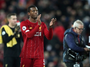 FIFA Club World Cup 2019 Liverpool midfielder Georginio Wijnaldum ruled out of semifinal against Monterrey with muscle tear
