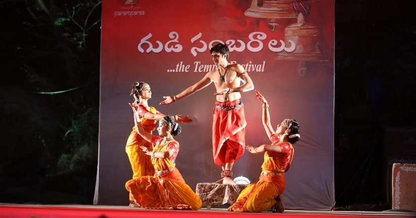 With Gudi Sambaraalu festival in Andhra Telangana an attempt to revitalise performing arts  and temples