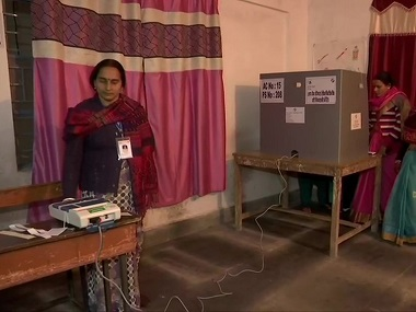 Voting in fourth phase of Jharkhand Assembly election begins 587 polling booths identified as critical in Naxalaffected constituencies