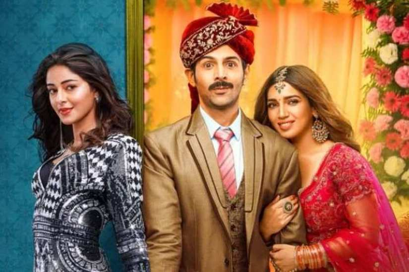 Pati Patni Aur Woh modern retelling of BR Chopras iconic comedy led by Kartik Aaryan makes Rs 4164 cr in four days