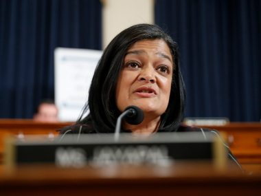 US senators slam S Jaishankar for rebuffing Pramila Jayapal over her Kashmir views minister had refused to meet panel that included Congresswoman