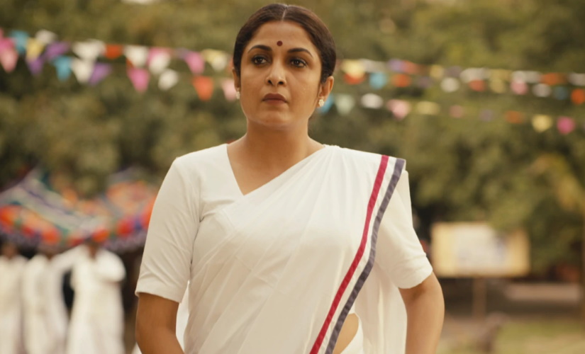 Queen review Slow and brooding Ramya Krishnan stars in a craftily made J Jayalalithaainspired hagiography