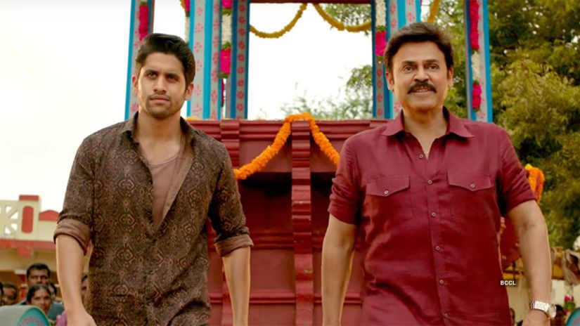 Venky Mama pulls in Rs 40 crore globally over opening weekend Jumanji The Next Level tops Tamil Nadu box office