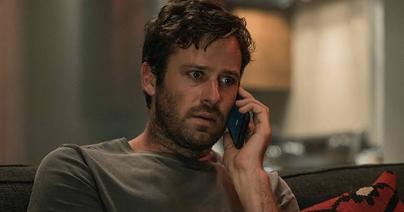 Wounds movie review Armie Hammer Dakota Johnsons horror film struggles to rise above cliches and tropes