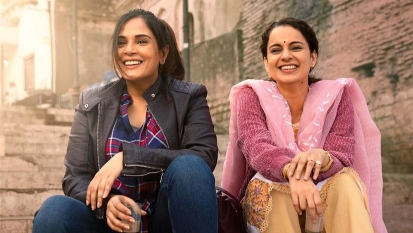 Richa Chadha on working with Kangana Ranaut in Panga Our relationship is very professional